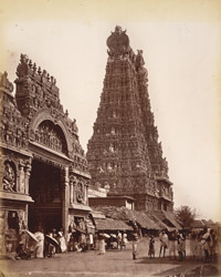 The Great Gopuram, Madura